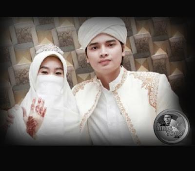 Larissa Chou menjadi mualaf hingga dinikahi Alvin, putra sulung Ustadz Arifin Ilham