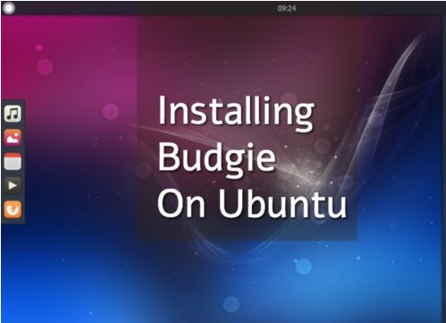 Install Budgie Desktop 10.4 on Ubuntu