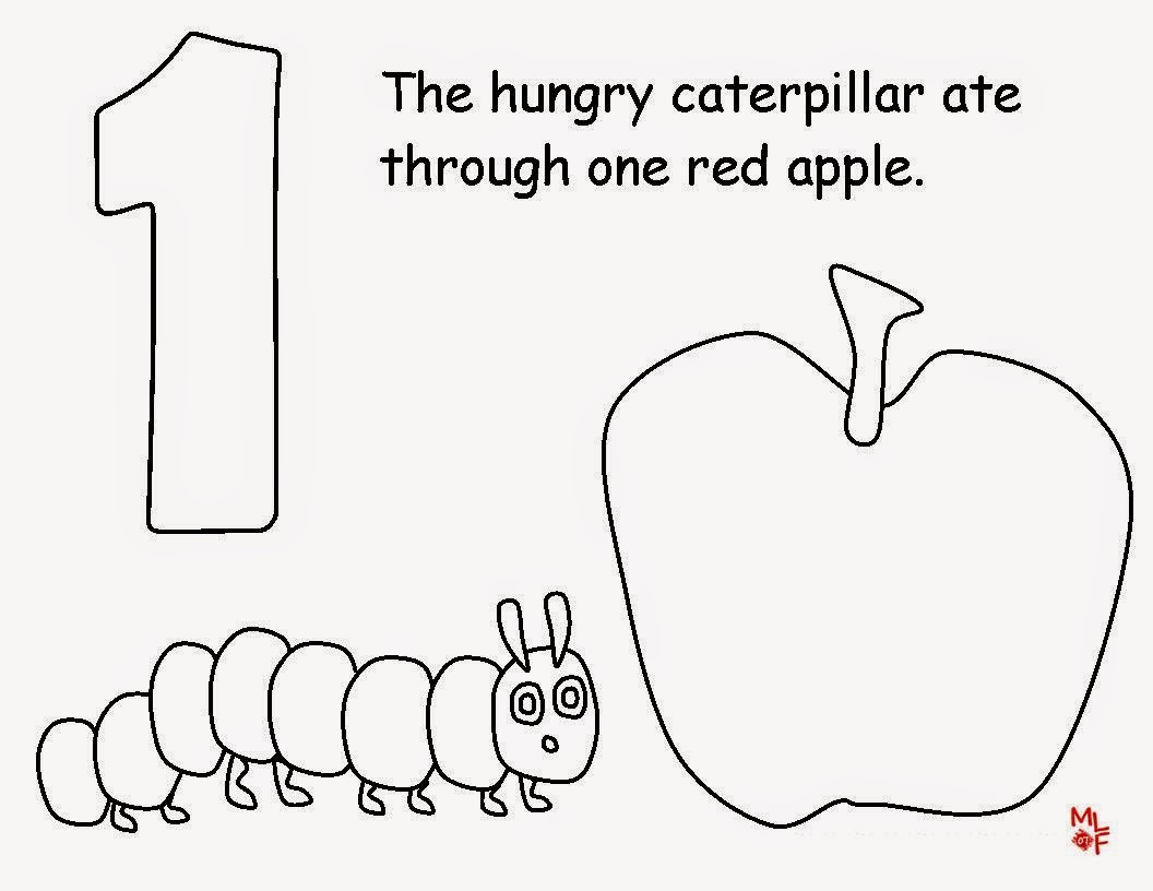 Giochiamo E Impariamo Con The Very Hungry Caterpillar
