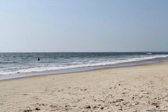 Colva Beach, Goa, Intia