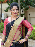 Madhavi Latha looking dazzling photos gallery-cover-photo