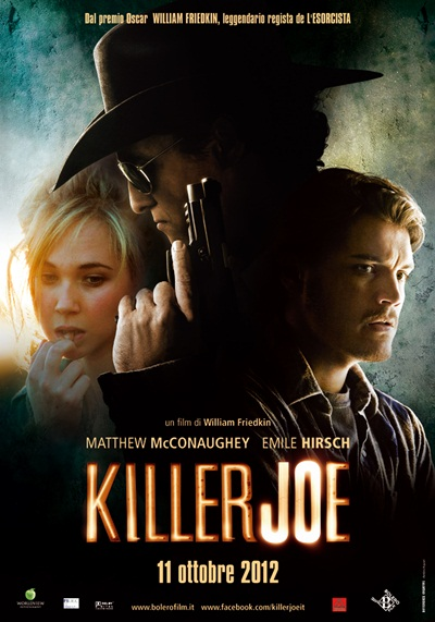 Killer Joe DVDRip Español Latino