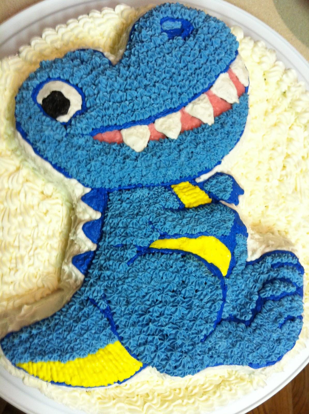 Rimor Vita: Dinosaur Cake