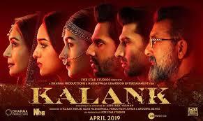Kalank Box office