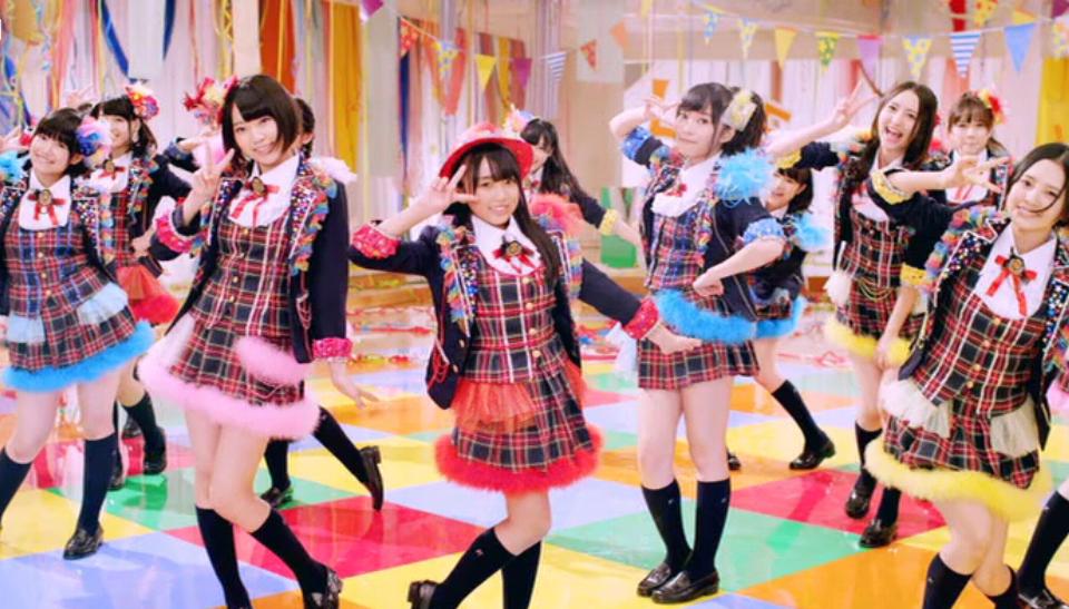 LIRIK DAN TERJEMAHAN LAGU HKT48 - WINK WA 3KAI