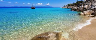 Γαλάζιες σημαίες 2019: Αυτές είναι οι 515 πιο καθαρές ελληνικές παραλίες