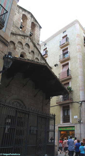 Barcelona medieval,