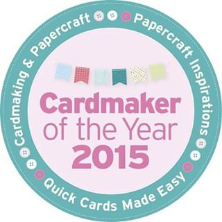 3rd Place in National Cardmaker of the Year