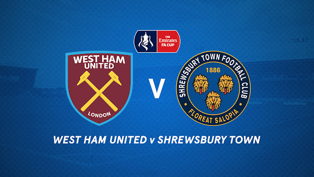West Ham vs Shrewsbury Full Match & Highlights 16 January 2018