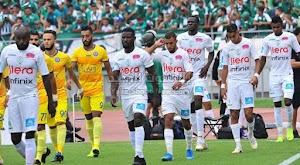 نادي نهضة الزمامرة يتغلب على فريق يوسفية برشيد في الجولة 16 من الدوري المغربي