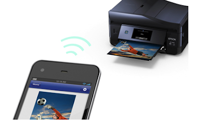 Epson XP-860 Small-in-One® All-in-One Printer