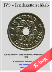 IVS E-bog - must to have for alle der vil stifte eller drive IVS KLIK FOR KØB