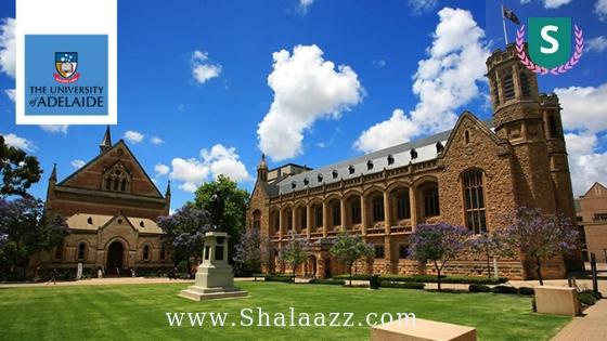 Beasiswa S2,S3  Universitas Adelaide Australia TAHUN 2019/2020