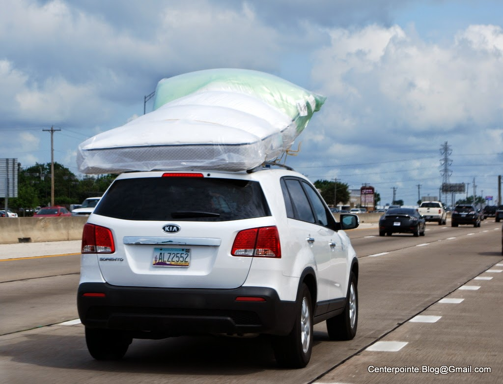 Will A King Size Mattress Fit In My Car When Moving?