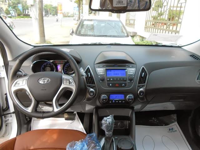 xe Hyundai Tucson 2014