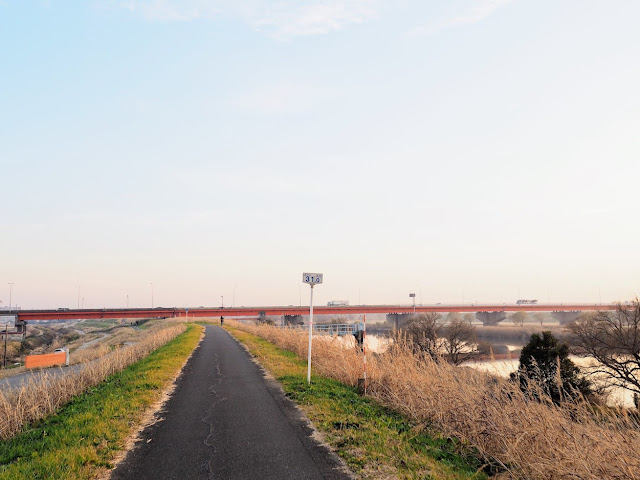 江戸川 常磐自動車道