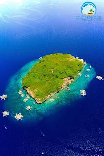 Pescador Island in Moalboal Cebu