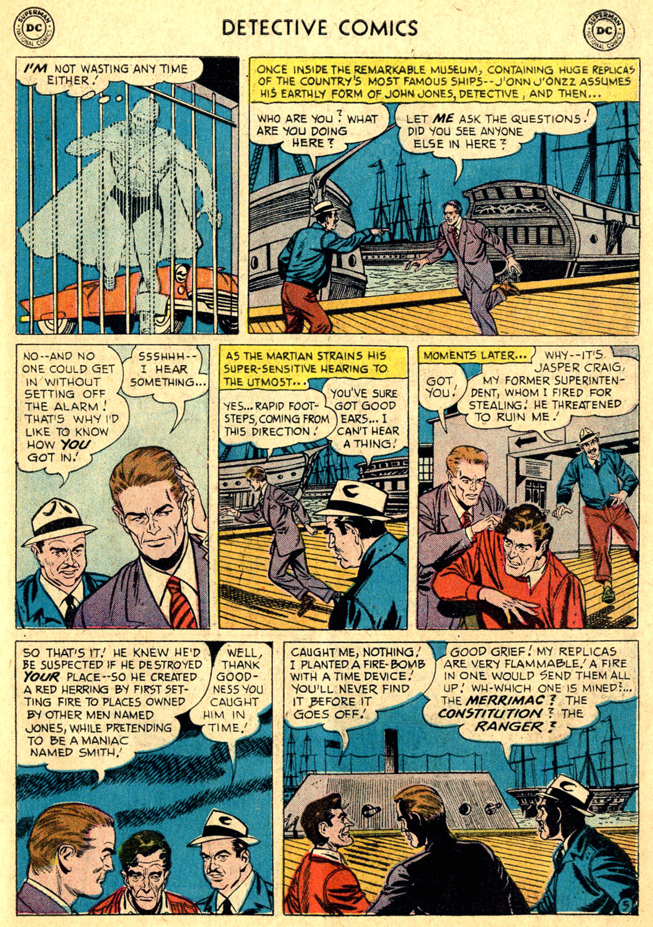 Read online Detective Comics (1937) comic -  Issue #241 - 31