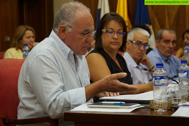 El PP pide el cese de los responsables del FDCAN en el Cabildo palmero