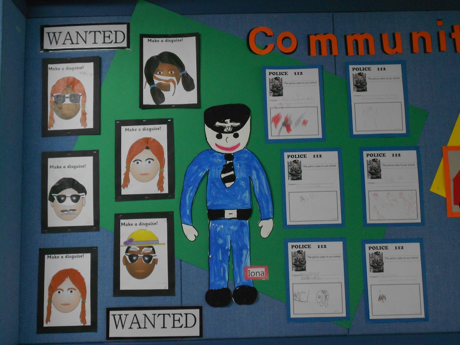 An Educators Take On It Community Helpers
