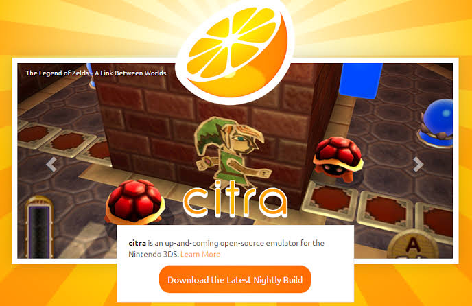 The Android Artist تحميل محاكي Citra Emulator للاندرويد Download Citra Emulator For Android