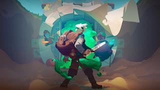 Moonlighter PS4 Wallpaper