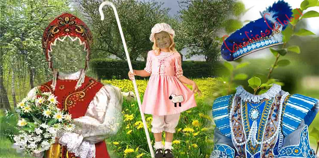Fotomontajes Infantiles psd No15
