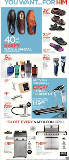 Sears Flyer Father's Day valid June 8 - 14, 2017