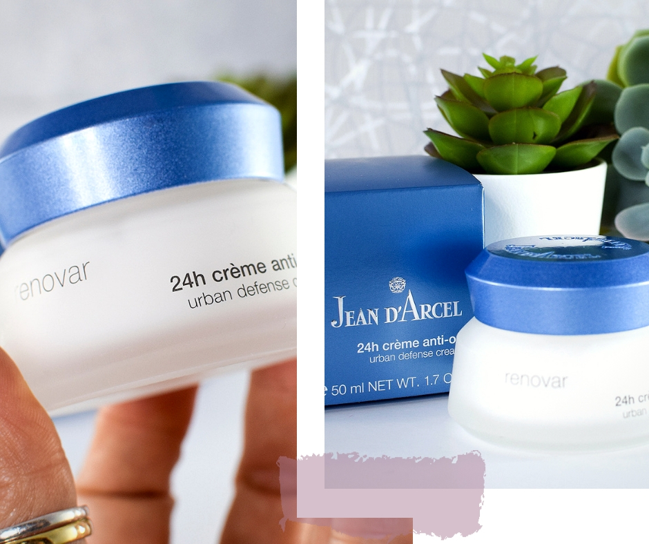 Jean d'Arcel 24h Renovar Crème anti-ox, Beautypress Newsbox