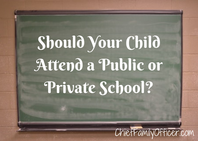 Should your child attend a public or private school? (Questions to ask when choosing any school)