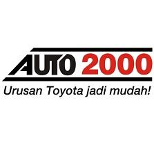 Logo Auto 2000 Medan Amplas