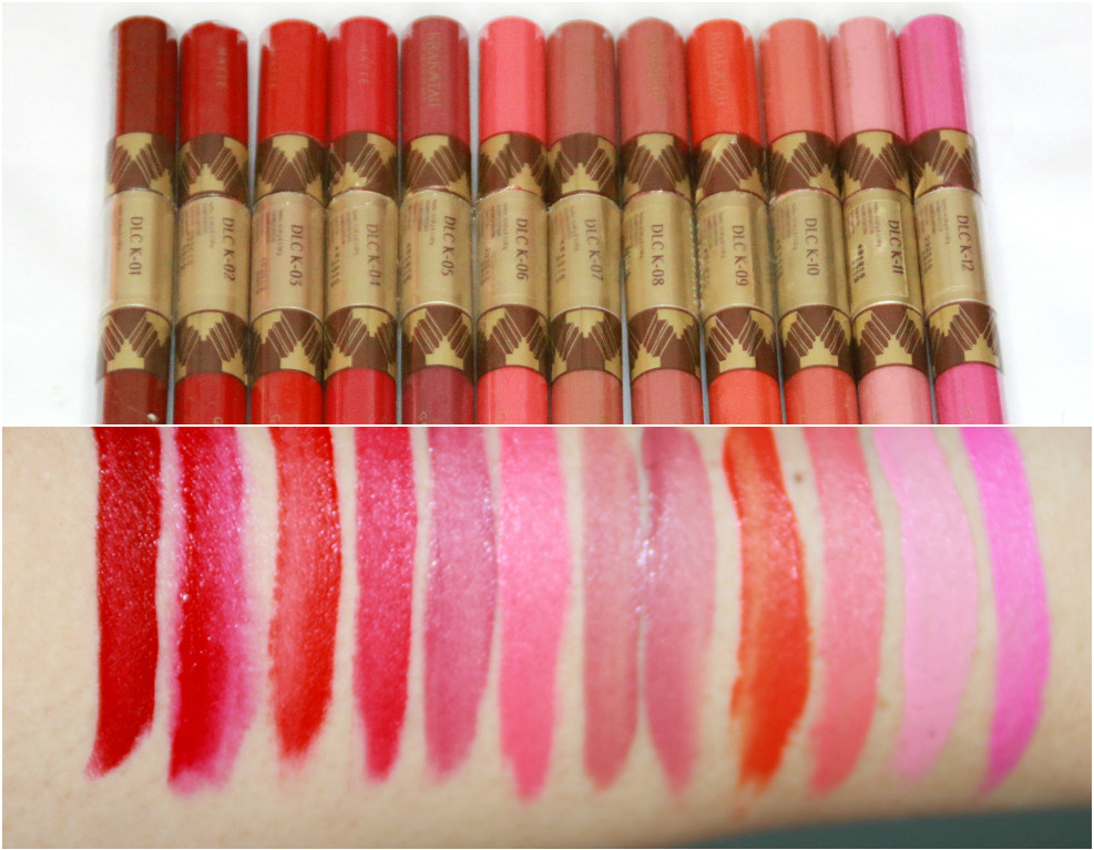 Swatches Review