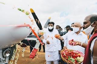 India's First Integrated Ambulance Service-- Karnataka