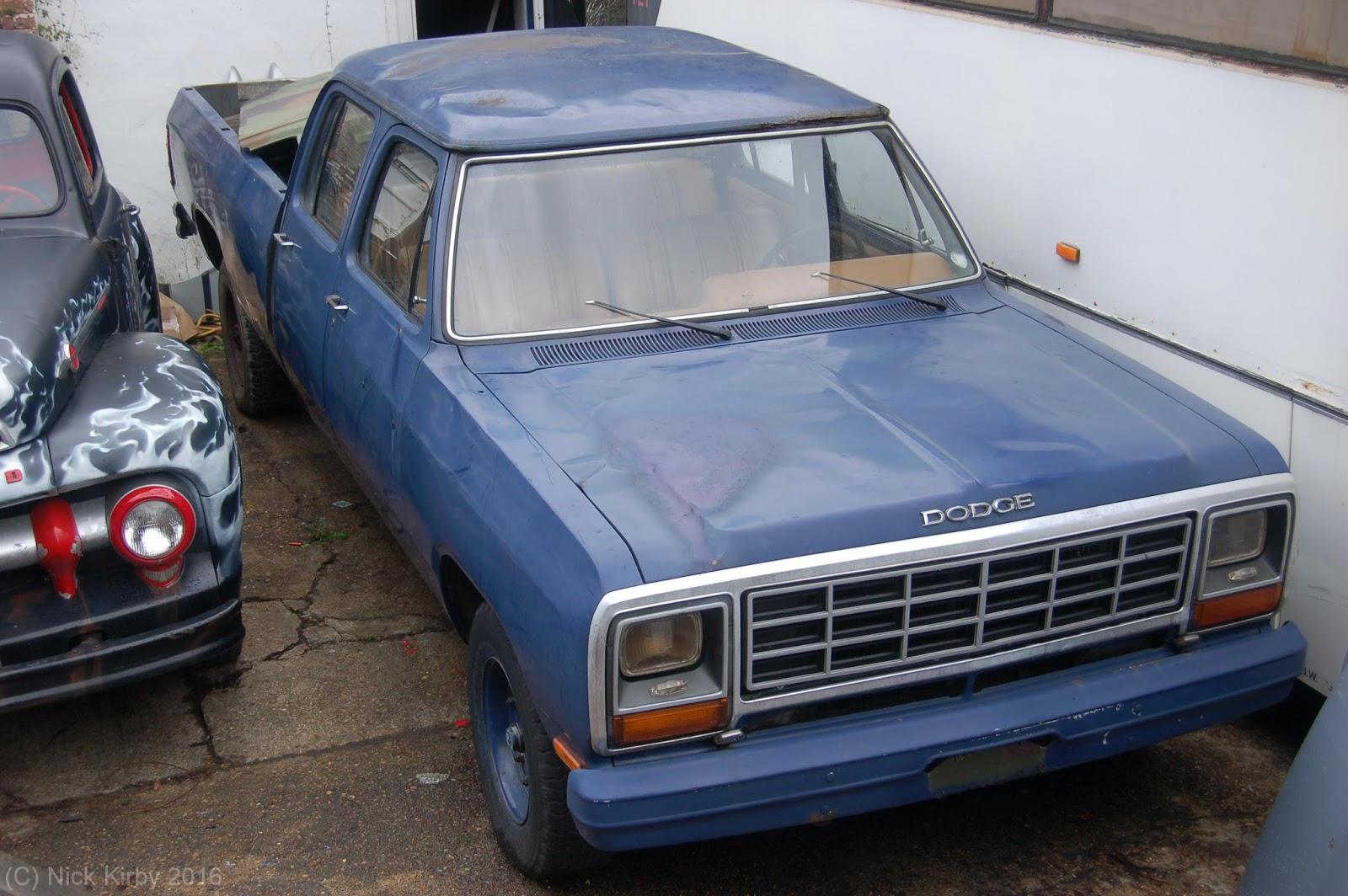 Kirby\'s Car Blog: Hard Up Garage
