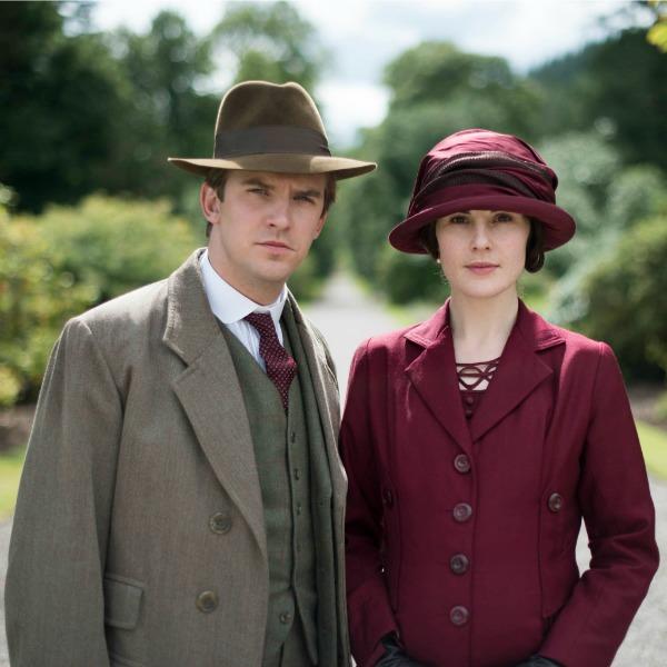 Downton Abbey, uma série apaixonante