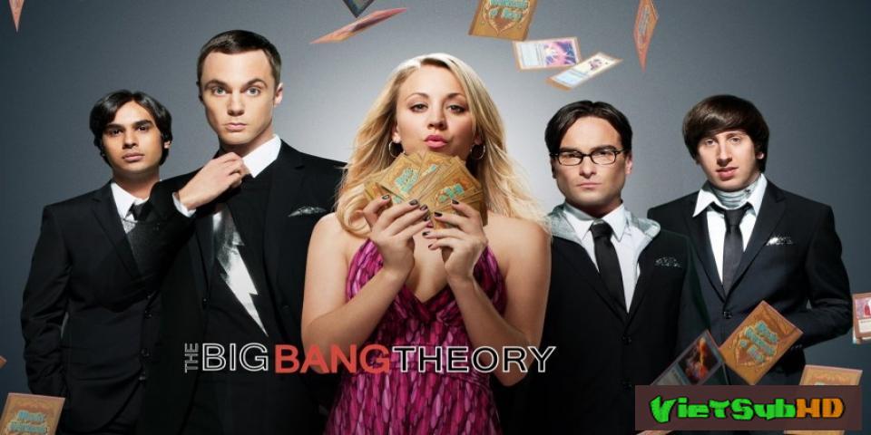 Phim Vụ Nổ Lớn (phần 10) Tập 10 VietSub HD | The Big Bang Theory (season 10) 2016