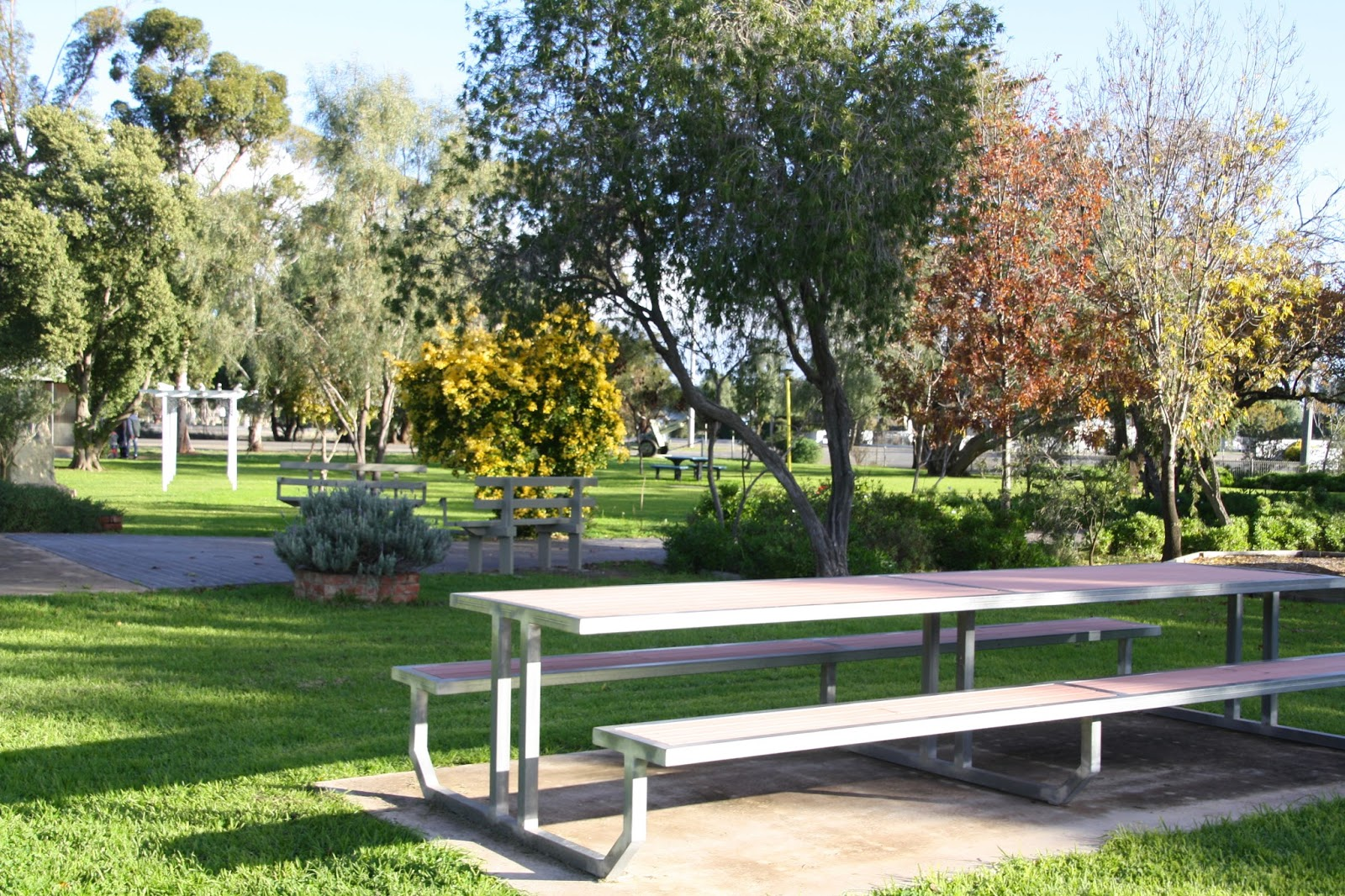Centenary Park wycheproof
