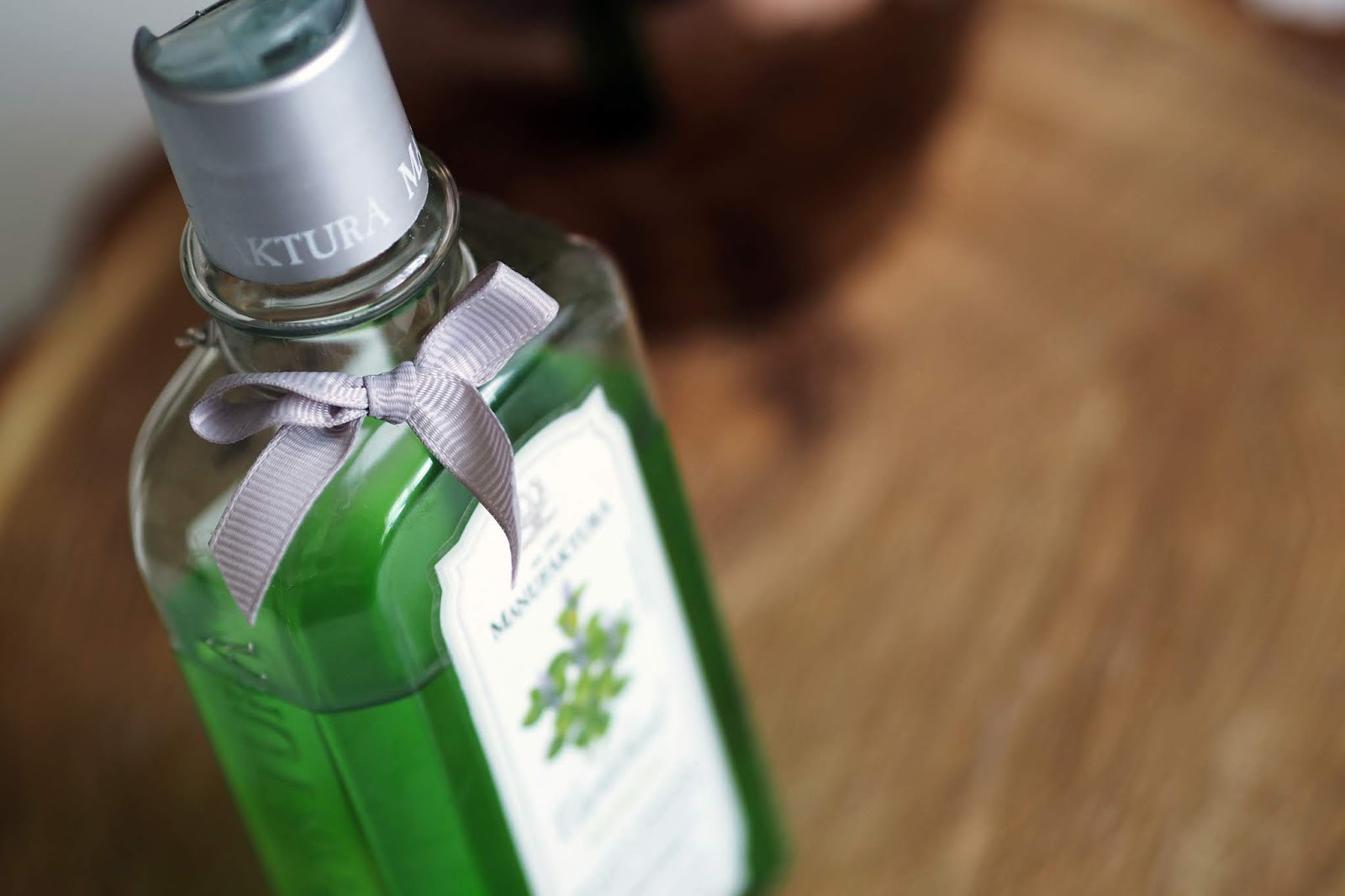 manufaktura Bylinný šampon s vřídelní solí a mátou recenze