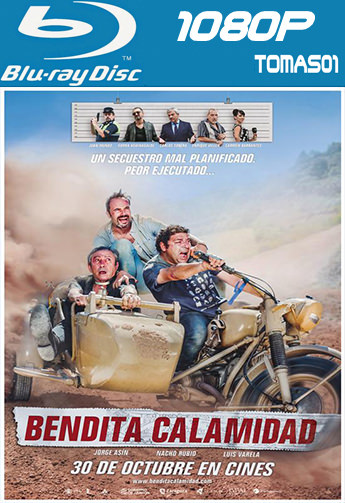 Bendita calamidad (2015) BDRip 1080p