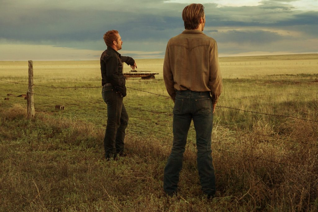 COMANCHERIA (Hell or High Water) pelicula