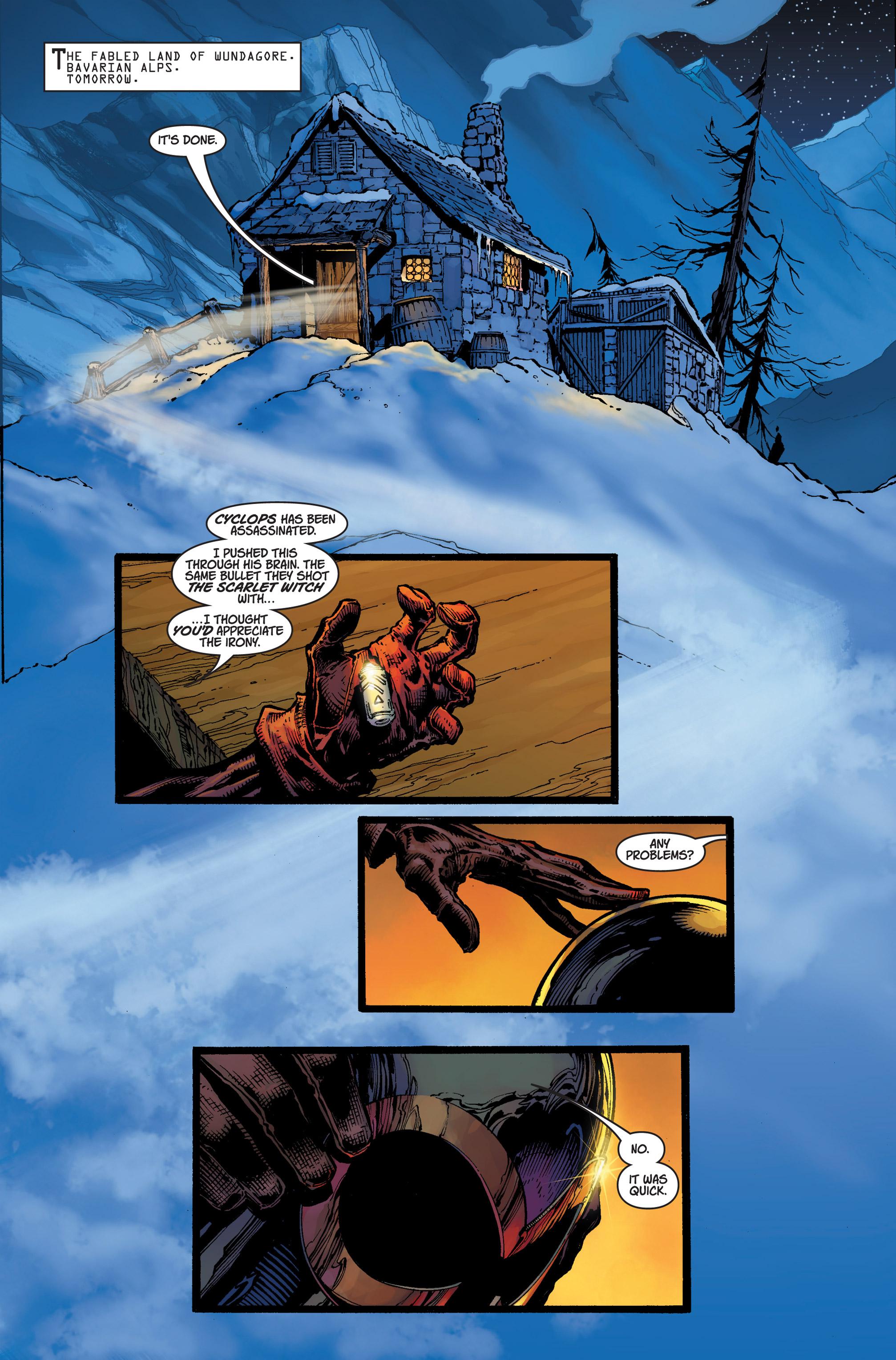 Read online Ultimatum comic -  Issue # _TPB - 115