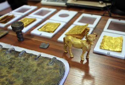 Οι Τούρκοι πιστεύουν ότι κατέσχεσαν χάλκινη σφραγίδα του Σολομώντα