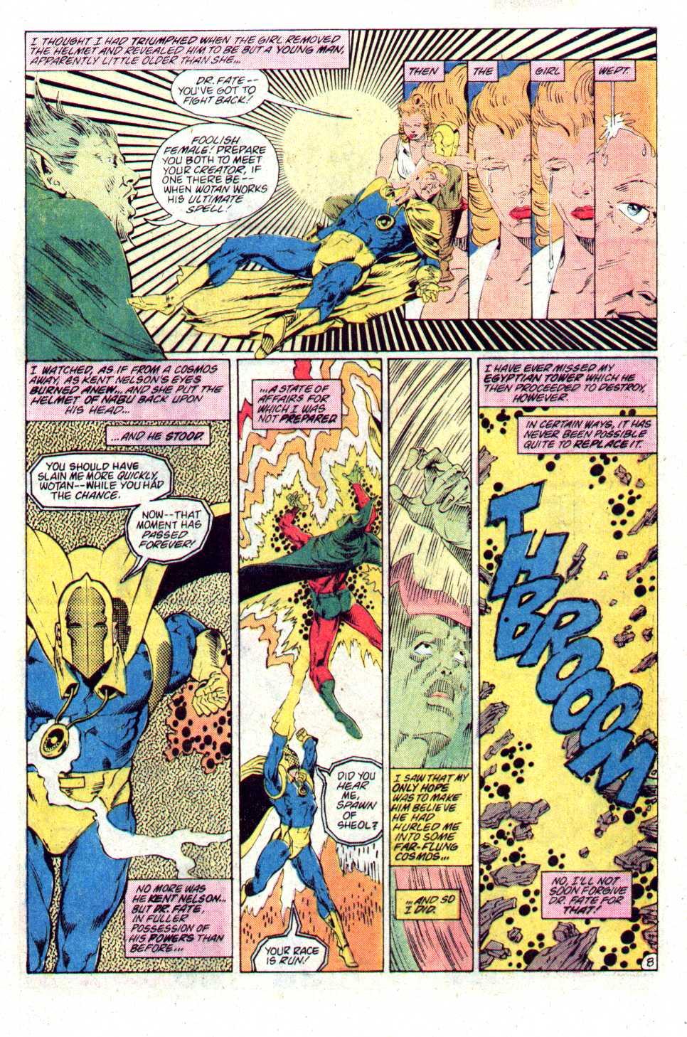 Read online Secret Origins (1986) comic -  Issue #24 - 28