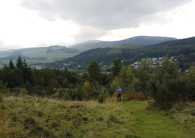 Pirn hill fort