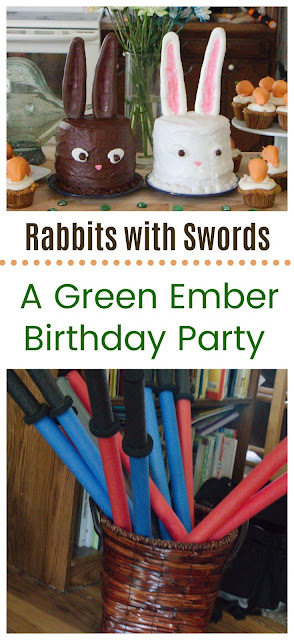 How to Throw a Surprisingly Simple Green Ember Themed Party