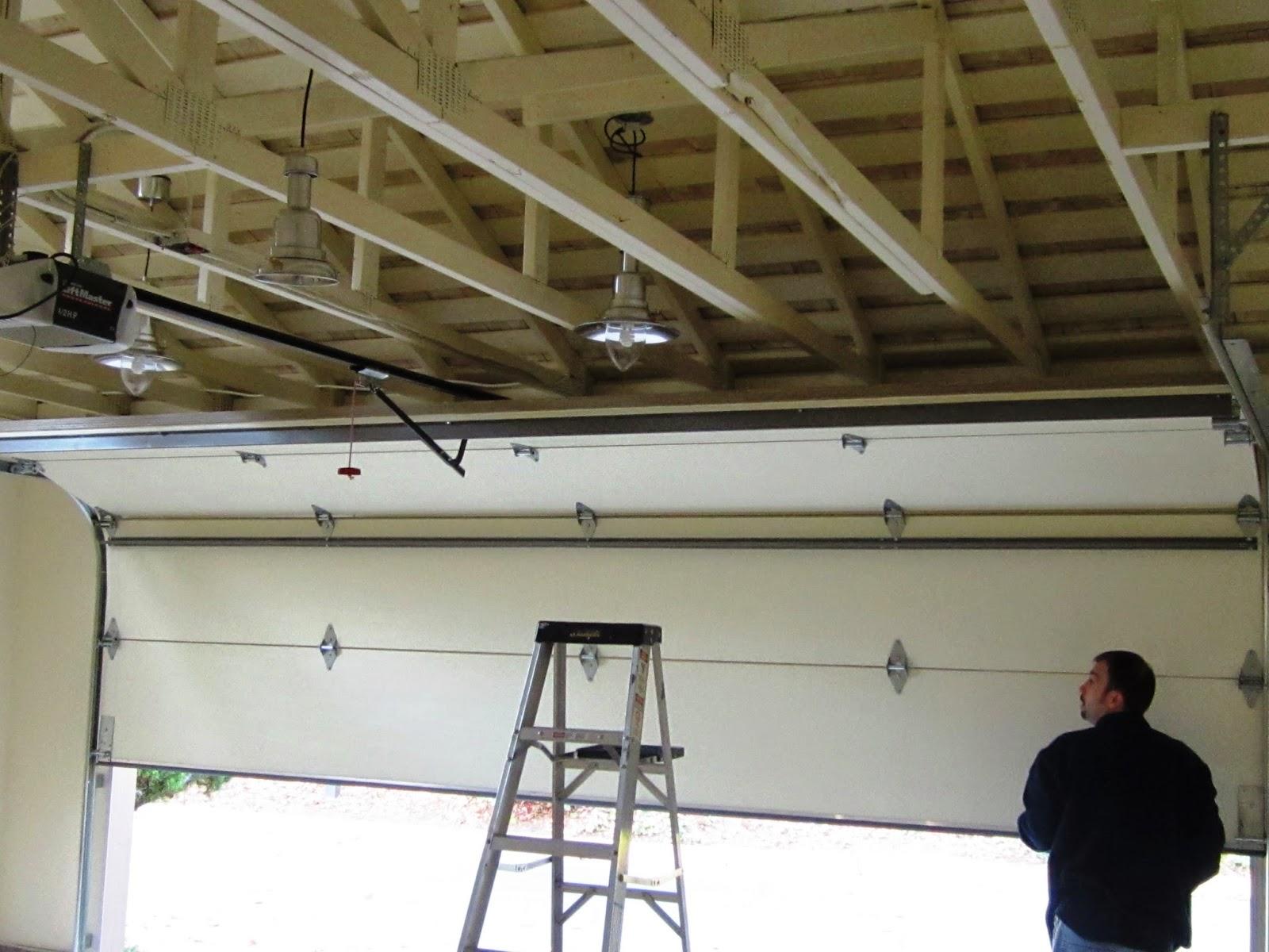 DIY Dithering : Lighting up the Garage!