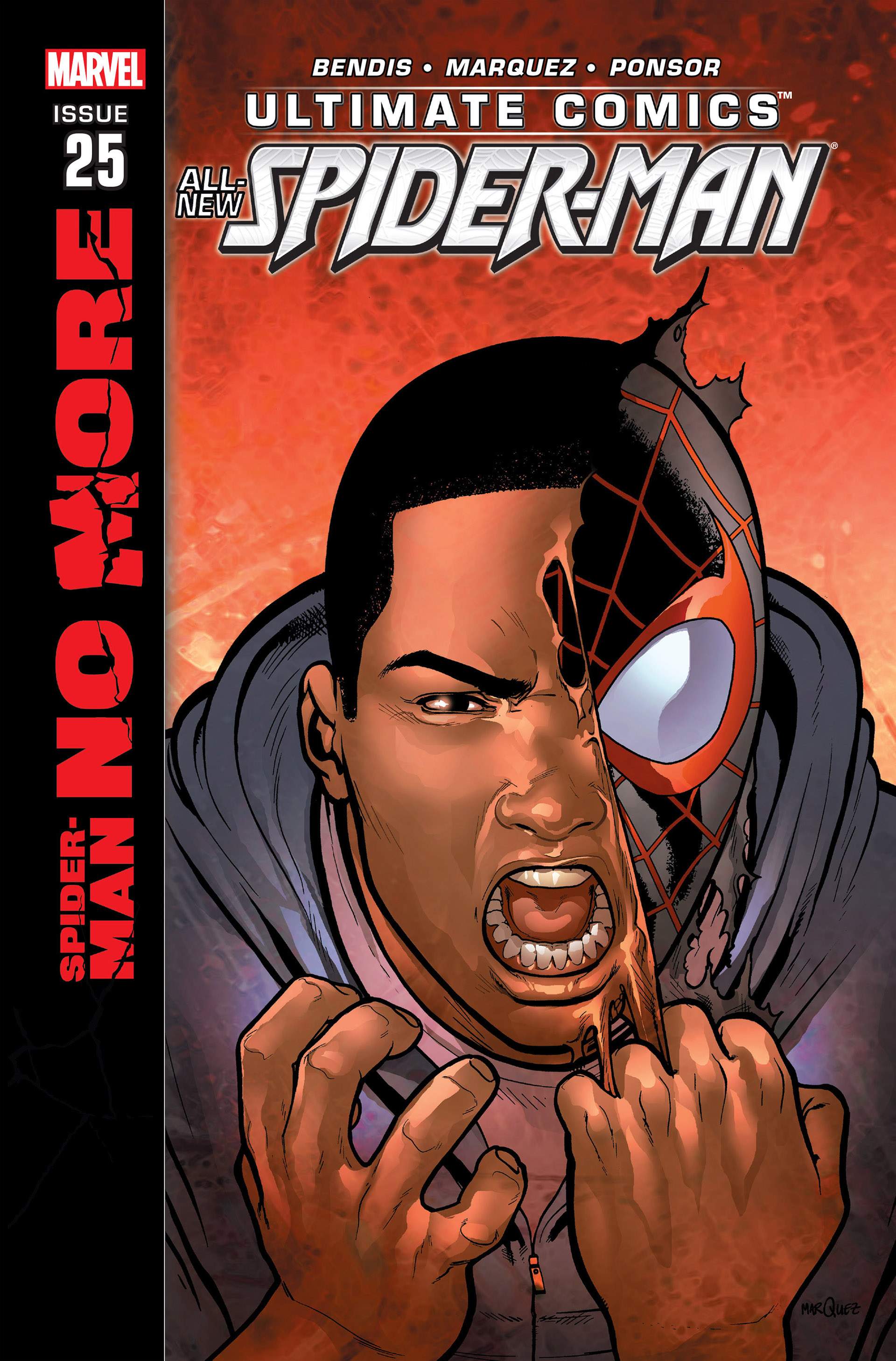 Read online Ultimate Comics Spider-Man (2011) comic -  Issue #25 - 1