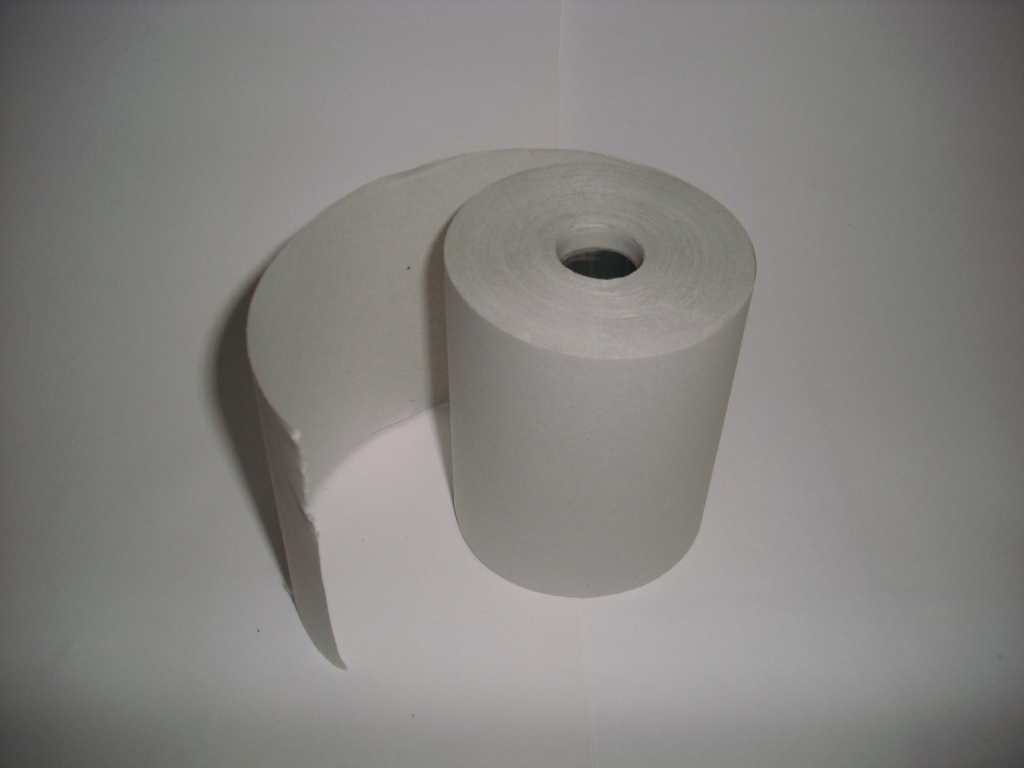 kertas roll struk kasir register 1 ply cash paper roll manufacturer