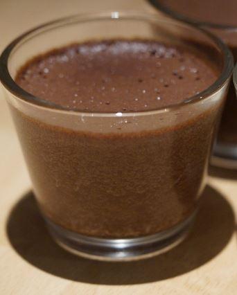 Como se faz mousse de chocolate