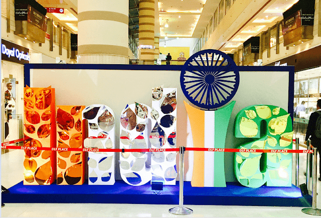 This Republic Day, shine in the glory of patriotism at DLF Place, Saket